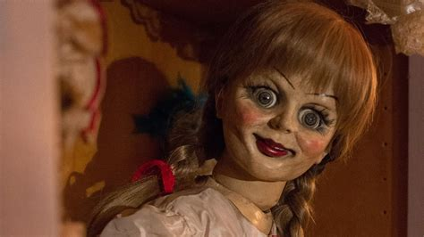 annabelle doll pictures annabelle trailer 2 ign