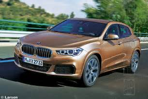 X2 Bmw Bmw X2 Rendered Coming In 2017 Motoroids