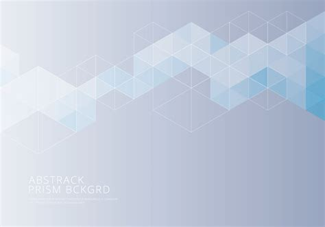 template background abstract prism background and text template