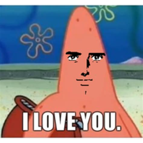 Funny Patrick Meme - patrick yaranaika face spongebob squarepants know your