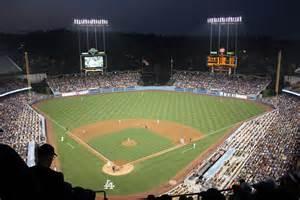 Dodge Stadium Ballpark Tours Dodger Stadium 2012