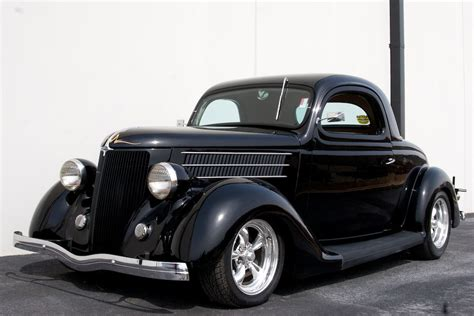 1936 Ford 3 Window Coupe MotoeXotica Classic Car Sales
