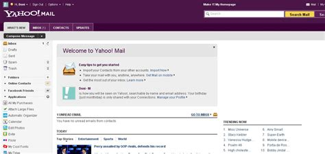 yahoo email domains create a free email in domain yahoo information technology