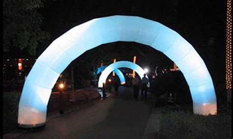 led light arches free shipping led archway led arch