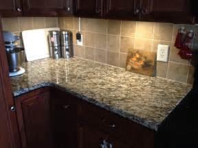 How To Do Backsplash Tile In Kitchen Kitchen Granite Countertops Cityrock Countertops Inc