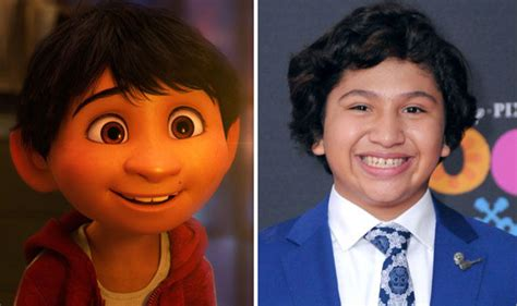 coco actors coco movie cast who are the actors behind the voices of