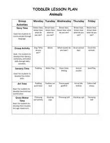 Lesson Plan For Toddlers Template by Search Results For Lesson Plan Template For Toddlers