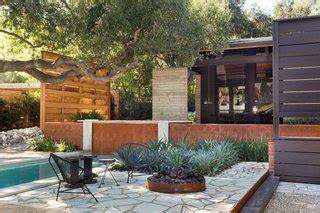 backyard landscape designs   minimal maintenance