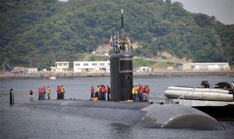 general dynamics electric boat hawaii uss santa fe ssn 763 los angeles class attack submarine us