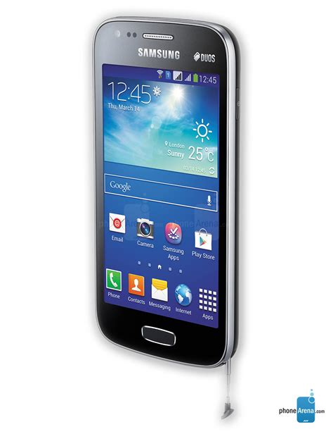 samsung galaxy s ii tv specs