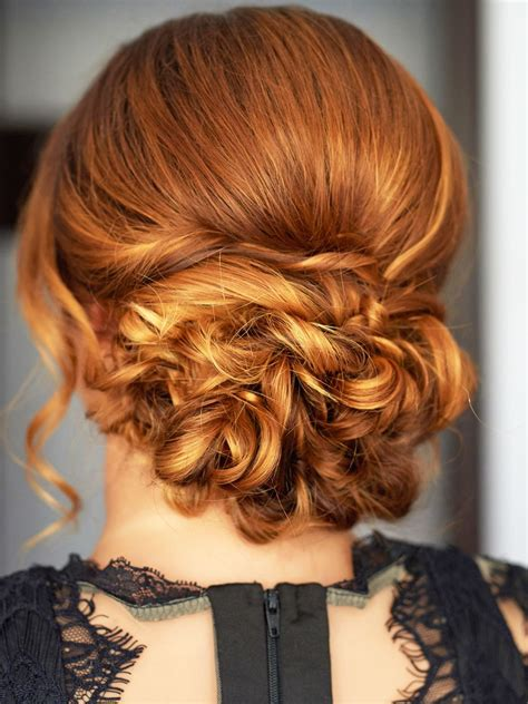 hochsteckfrisuren halboffen kurze haare traumhaft romantisch 21 locken hochsteckfrisuren