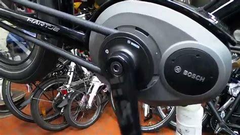 bosch  bike motor youtube