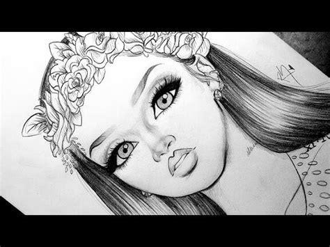 sketch album song drawing rihanna in semirealism senzomusic