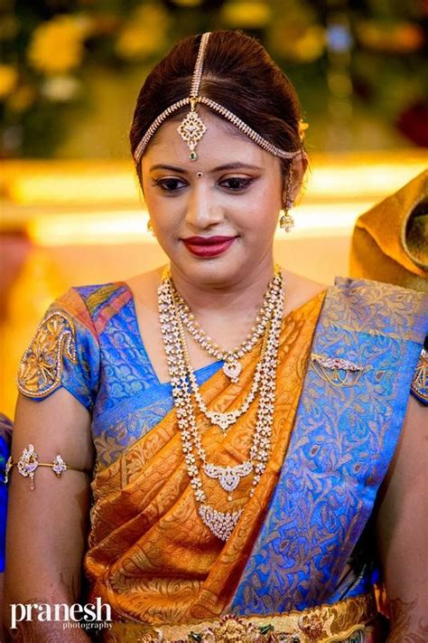 on pinterest saree blouse south indian bride and bridal sarees latest saree blouse design for south indian bride