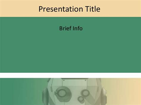 Best Free Powerpoint Presentation Template 2013 Robo Template Best Powerpoint Templates 2013