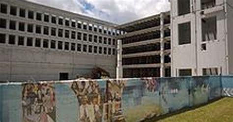 Up Garage Site Heaven Announces Plan To Pave Paradise Put Up Parking Lot