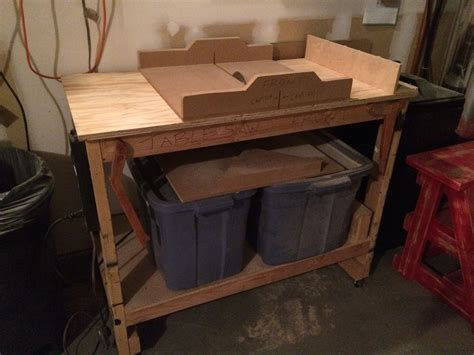 Timbo S Creations Diy Saw Table