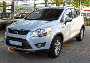 Ford Wiki File Ford Kuga 20090529 Front Jpg