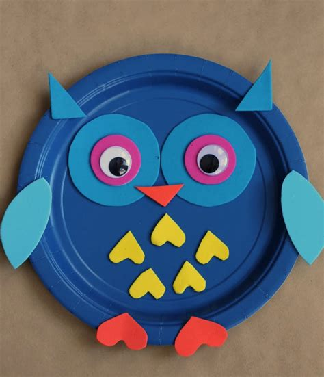 Paper Plates Craft - 15 paper plate animal crafts for children reliable