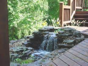 allscape ponds waterfalls and fountain designers and sales