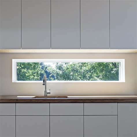 Kitchen Window Backsplash | glass window backsplash