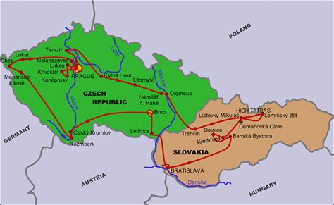 czechoslovakia map our freedom is endangered