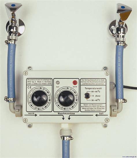 Waschmaschine Mit Kalt Und Warmwasseranschluss by Energiesparger 228 Te Vorschaltger 228 Te 214 Ko Energie