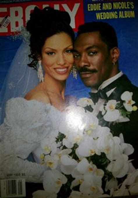 Murphy Marriage Shocker by Eddie Murphy And His Mitchell With Their