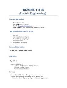 Resume Job Title by Job Title Examples Related Keywords Amp Suggestions Job