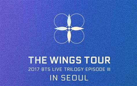 qoo10 k pop quot 2017 bts live trilogy episode iii the bts the wings tour in seoul concert dvd sealed new 2017