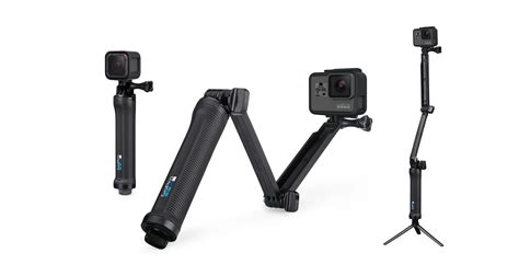 Monopod 3 Way Gopro Gopro 3 Way Mount