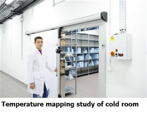 storage room temperature temperature mapping study by thermal imaging for pharma industry