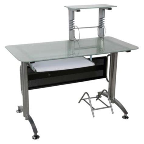 escritorios sodimac escritorio metal cristal templado sodimac pe