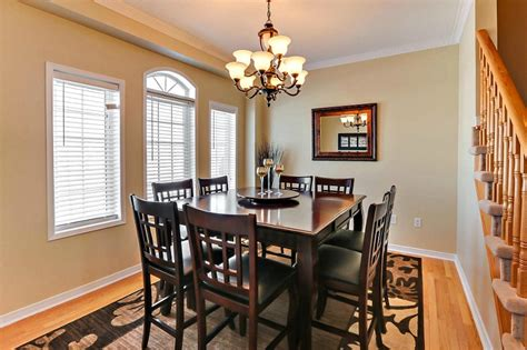 home staging photos dining rooms setting the stage