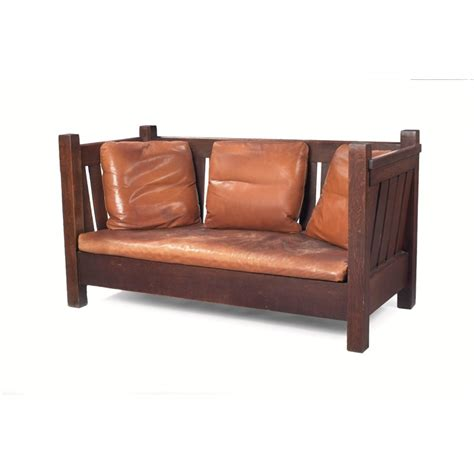 stickley settee 95 best images about stickley antiques on pinterest