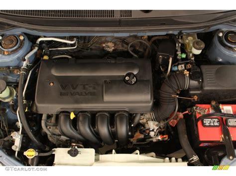 small engine maintenance and repair 2005 toyota matrix regenerative braking 2003 toyota matrix xr engine specs