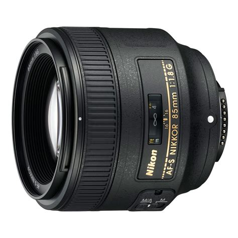 Lensa Nikon Af S 85mm F 1 8g nikon af s nikkor 85mm f 1 8g jaa341da achat vente objectif appareil photo sur ldlc