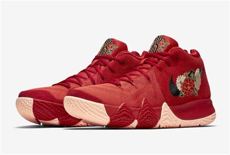 nike new year collection nike kyrie 4 cny new year release date sneaker