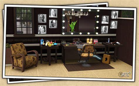 sims 4 cc beauty salon mod the sims wcif these tables