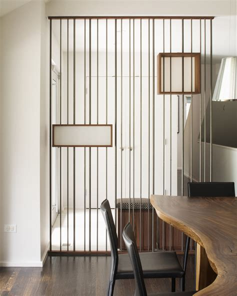 room divider screen dining room with