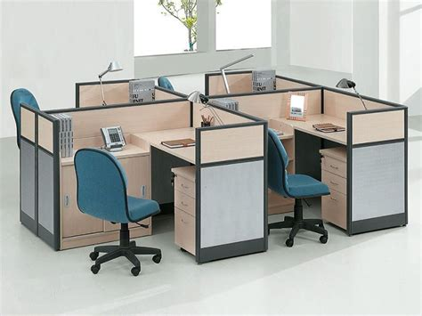 the office cubicle sles processed by panel furniture