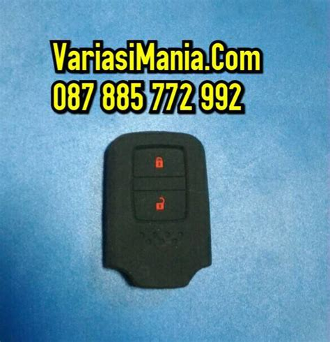 Kunci Silikon Remote Keyshirt Honda All New City E 01 21 16 wearetheparsons