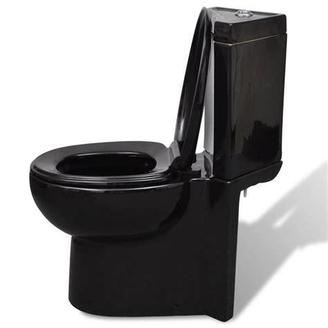 keramik wc der keramik wc toilette ecke schwarz shop vidaxl de