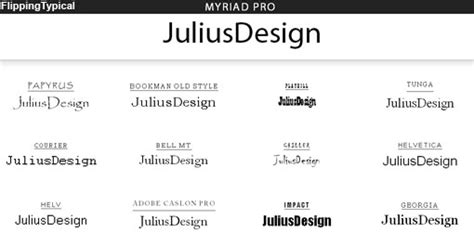juliusdesign font fonts juliusdesign