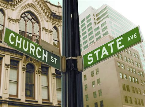 separation of church and state articles