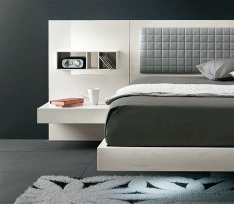 futuristic bedroom set  suspended bed aladino   alf digsdigs