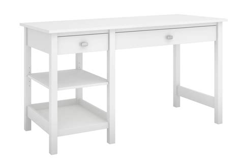 bush furniture computer desk bush furniture broadview white computer desk bdd154wh 03