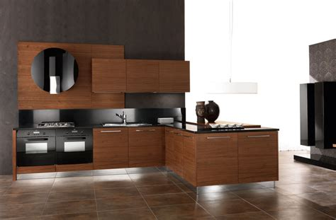 modern walnut kitchen cabinets walnut italian kitchen cabinetry contemporary kitchen