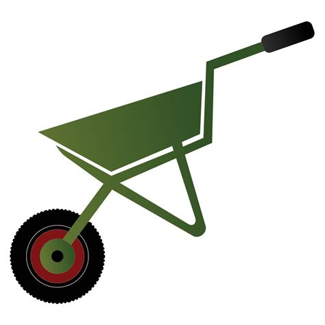 wheelbarrow clipart clipartist net 187 clip 187 abstract farm wheel barrow