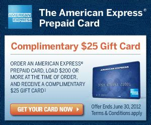 Amex Gift Card Coupon - get a free american express giftcard wyb a 200 giftcard
